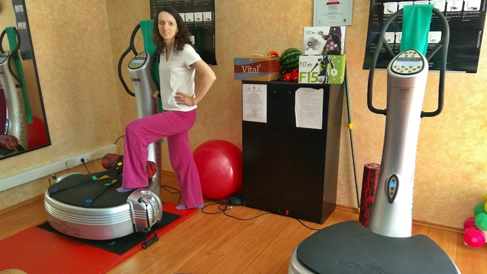 A Főnix kincse Power Plate