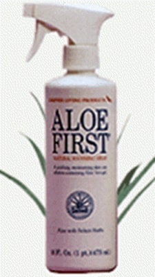 Aloe First anno