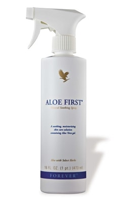 Aloe First most
