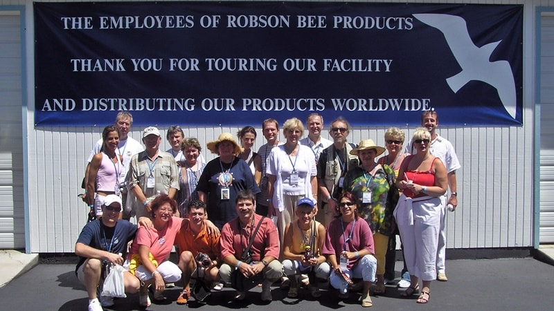 Robson Bee Products 2004
