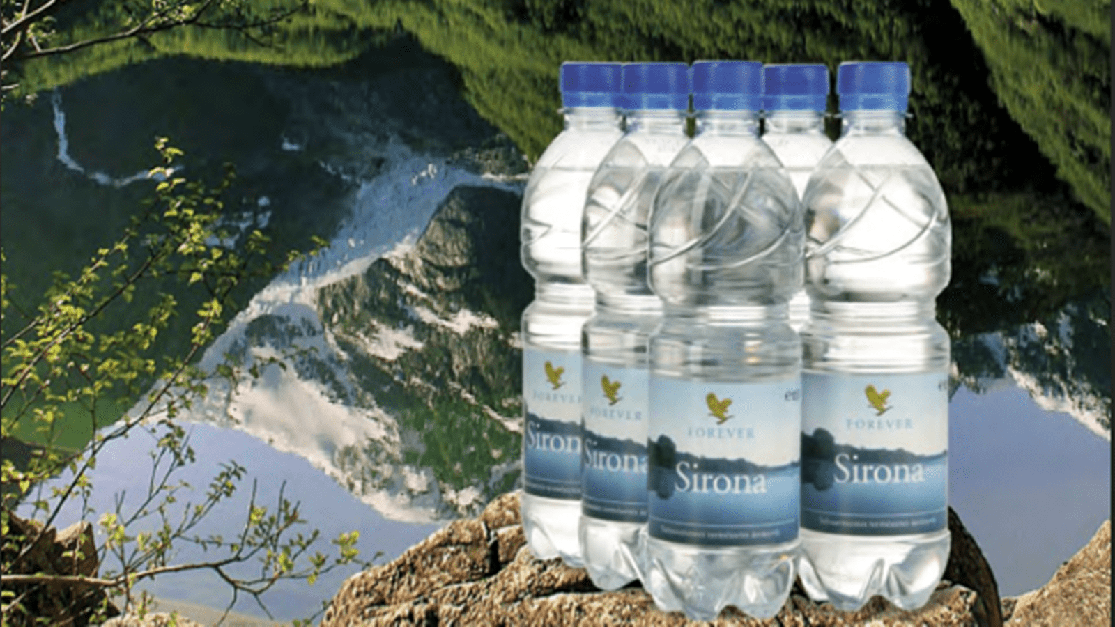 Sirona Forever Mineral Water