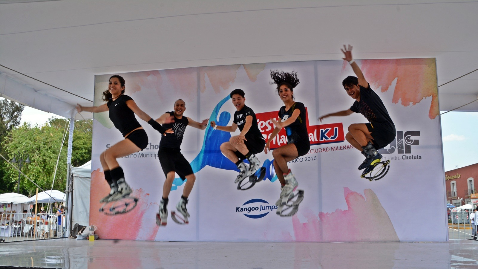 Kangoo Jumps
