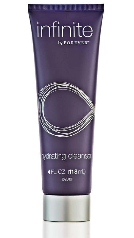 infinite by Forever hydrating cleanser
